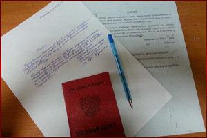 Заявление на выплату пособия по временной нетрудоспособности: бланк и порядок заполнения