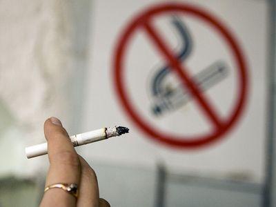Федеральный закон №15 «Об охране здоровья граждан от воздействия табачного дыма»
